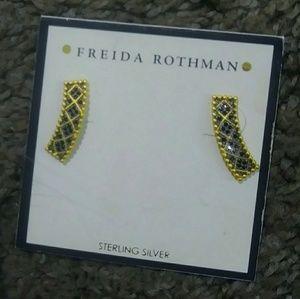 NWT Frieda Rothman Earrings